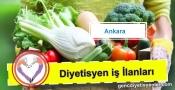 Ankara diyetisyen iş ilanı