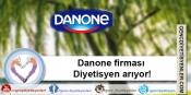 Danone Diyetisyen arıyor !