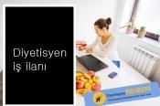 Ankara diyetisyen iş ilanları 2018